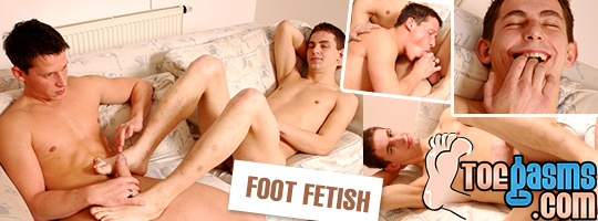 Click Here to Download the full foot fetish video